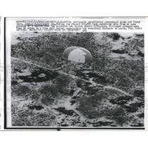 1960 Press Photo Alamagordo N M Photo shows Air Force Capt Joseph Kittinger Jr