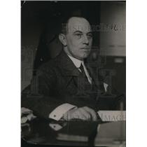 1914 Press Photo WA McGreery