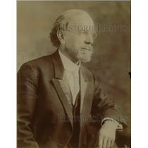 1918 Press Photo Methodist Clergyman George K. Morris Who's Who Cleveland