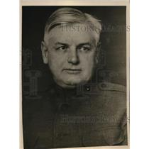 1918 Press Photo Col Sam S McRoberts promoted to Brigadier General