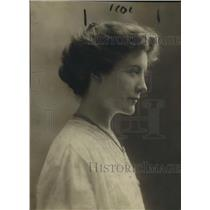 1912 Press Photo Mrs. Eleanor Robinson, Socialite Portrait