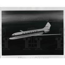 1963 Press Photo Douglas Aircraft Company's DC-9, the world's newest airplane