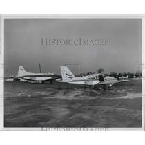1965 Press Photo TAG Airlines