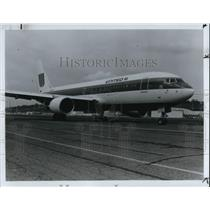 1983 Press Photo The United Airlines