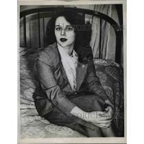 1948 Press Photo Laura Stone, nineteen years old from Charleston