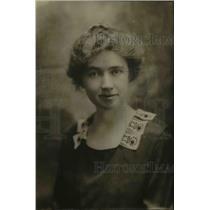 1921 Press Photo Mrs. J. T. Adkisson