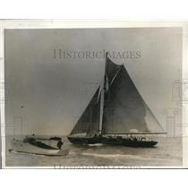 1931 Photo Commodore Conkling yacht Marchioness Lipton Trophy Race