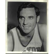 1971 Press Photo Dave DeBusschere top defensive player in the NBA
