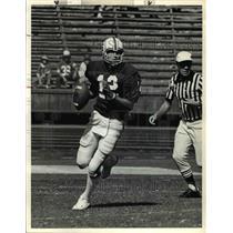 1983 Press Photo Steve Dils, Football Player Minnesota Vikings