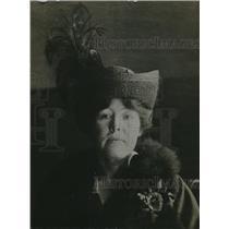 1915 Press Photo Mrs Charles Becker Rosenthal Murder