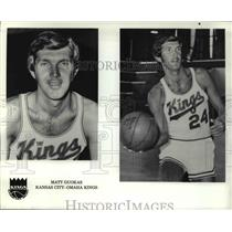 Press Photo Matt Guokas, Kansas City-Omaha Kings