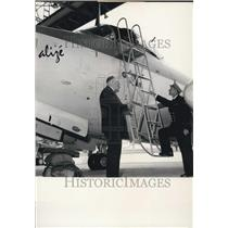 Press Photo Alize First Anti Submarine Planes France