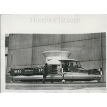 1959 Press Photo Britain's flying saucer - the S.R.N. 1, Hovercraft