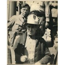 1924 Press Photo Senor Torreblanca private sec of Pres Obregon
