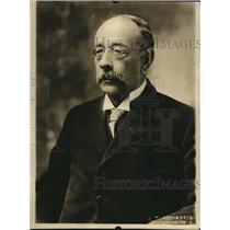 1922 Press Photo Don Ignacio Calderon Boliva diplomat