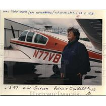 1997 Press Photo Jackson, Bette - ora39151