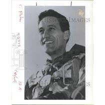 1993 Press Photo Felix Daniel Asla, pilot - ora06208