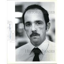 1981 Press Photo Foster Church, prominent Oregonian businessman - ora10509