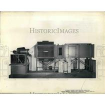 1945 Press Photo Aeronautical Laboratory Device