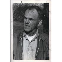 1976 Press Photo Don Chapman - ora02672