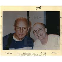 1999 Press Photo Bill Backers International is worldwide org of Bills Fans