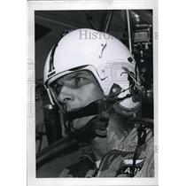 1965 Press Photo Helicopter Pilot Warrant Officer William J. Gottlieb - ora27150