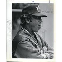 1983 Press Photo Rene Lachemann, manager - ora48952