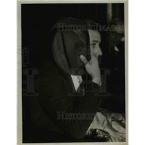 1934 Press Photo William Zahler of Memphis