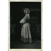 1932 Press Photo of Miss Ivy Randall