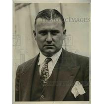 1929 Press Photo Frank McCormack, won the $1800 pool on SS Berengaria