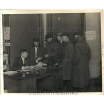 1922 Press Photo American Legion Hotel, Chicago Illinois