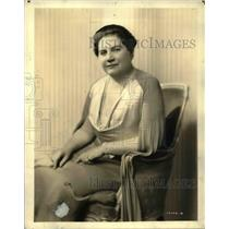 1936 Press Photo Marion Kerby