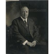 1910 Press Photo Samuel Blythe writer