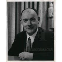 1959 Press Photo Henry Kaiser Jr, VP of Kaiiser Industries passed away