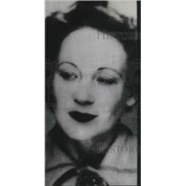 1945 Press Photo Charred body of Miss Elnora Collins found - ora18725
