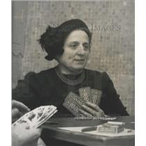 1940 Press Photo Actress Titina De Filippo