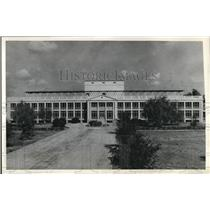 1936 Press Photo Leper wards at Carville, Louisiana