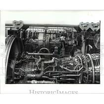 1989 Press Photo General Electric plant in Cincinnati