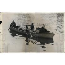 1932 Press Photo Charley Plaimenbach, Eskimo in Philadelphia