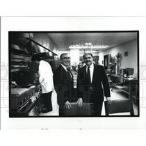 1989 Press Photo John Quagliata