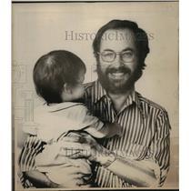 1975 Press Photo David Baltimore of MIT Nobel Prize winner - ora01016
