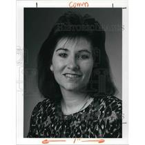 1990 Press Photo Amanda Molnar