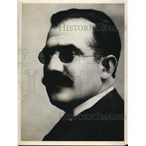 1927 Vintage Press Photo General Pablo Gonzales Garza Mexico