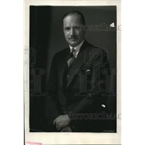 1926 Press Photo Thorgeir Siqveland new sec Norway Legation to Wash DC