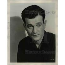 1939 Press Photo Milburn Stone in Young Mr Lincoln