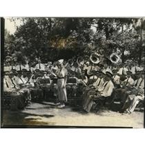 1935 Press Photo Genevieve Pepera, Quenn of the 1935 National Cherry Festival