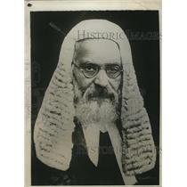 1930 Press Photo The Hon VJ Patel president Indian Natl Assembly