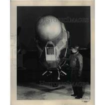 1947 Press Photo Flight Propulsion Research Laboratory