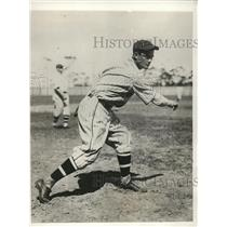 1930 Press Photo Brooklyn Nationals Clive Dudley traded to Phillies