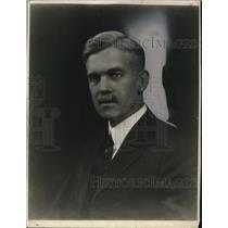 1933 Press Photo President Willian J of Berea College in Ky